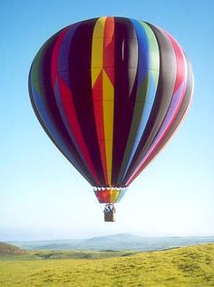 The only place to go ballooning in Hawaii to date is a verdant 45,000-acre slice of Parker Ranch on the lee side of Mauna Kea - Big Island. Four hours morning sunrise, $190/ person (kamaina) includes breakfast and champagne