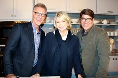 We chat with the one and only Martha Stewart! http://www.cbc.ca/stevenandchris/food/meeting-martha-stewart