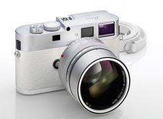 White limited Edition - Leica M9-P 50 exemplaires seulement... il va falloir se presser