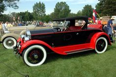 1928 Buick Rdstr Antique Car