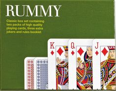 """My family always played a game called """"May I?"""" which I recently found out is a Rummy variant. I have always enjoyed this game and thought I would share: to 6 players – 6 Rounds of Play[/u][/b] [b]Set up:[/b] For players shuffle Family Card Games, Game Calls, Game 4, May I, Found Out, Deck Of Cards, Projects For Kids, I Card, Playing Cards"""