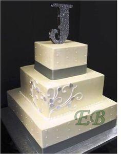Wedding Cakes Wedding Cakes Photos on WeddingWire- no letter