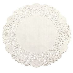 KingSo® 100 Pcs Napperon Rond En Papier Dentelle Blanc Embellissement Gâteau Table 14cm King So http://www.amazon.fr/dp/B00MWT8S24/ref=cm_sw_r_pi_dp_fAvhvb029TK4F