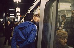 It's Nice That   Behind the Scenes: We interview Bob Mazzer about his photographs taken on the Tube
