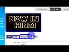 How To Make A  Awosome Channel Icon For Free 2017 [Hindi]