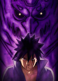 Susanoo - Sasuke by MCAshe.deviantart.com on @DeviantArt