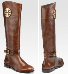 Whats that Tory Burch boots? You want to be in my closet? Well, come join the party!