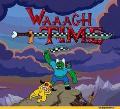 фэндомы,warhammer 40000,orks,WAAAAAGH,wh комиксы