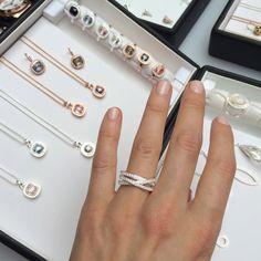 Pearls & Caramel: Elegant Opulence At Thomas Sabo