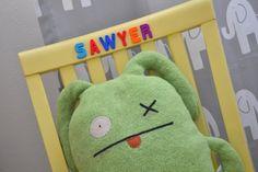 Sawyers Baby Boy Nursery