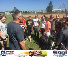 https://flic.kr/p/JrTMBZ | Randy Schneider | The Texas Travelers joined with Coach Randy Schnieder, Iowa State Assistant Softball Coach. The girls spent 5 1/2 hours working collegiate softball drills hitting, fielding, base running and different aspects of the game.