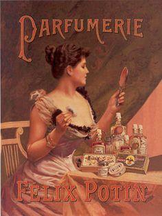 FRENCH FELIX POTIN PERFUME SHOP