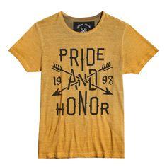 T-SHIRT RG THE HONOR JOHN JOHN DENIM | SHOP ONLINE | Compre a nova coleção pelo site oficial.