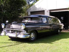 1956 Ford Hearse ♫♫♫♫ JpM ENTERTAINMENT ♫♫♫♫