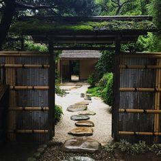 Japanese gardens…! #japanesegardening #japanesegardens