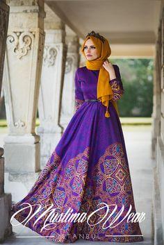 Muslima Wear 2016 - Violette Dress