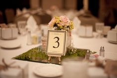 DIY Bride » Crafting Beautiful Weddings, One Project At A Time » Christa + Marvin's Easel Inspired Wedding