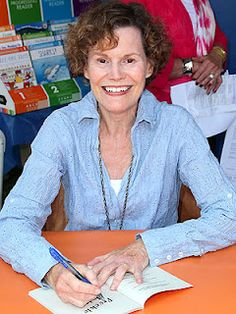 Chatter Busy: Judy Blume Breast Cancer Diagnosis