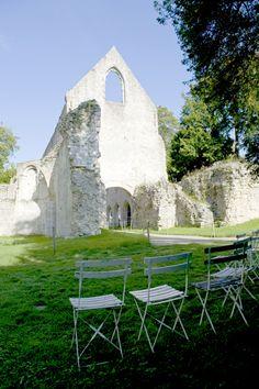 Schönste Ruine der Normandie: die Abbaye de Jumièges | Bleu, blanc, rouge
