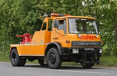 BEDFORD  - .tow truck