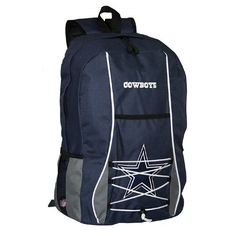 NFL Dallas Cowboys Scrimmage Bag by Concept 1. $25.00. The scrimmage is a well- built and functional bag that offers room for storing and keeping your belongings organized.