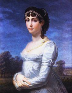 Appiani Andrea Ritratto di Augusta Amalia di Baviera viceregina d'Italia, 1806-1807