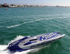 Bud Light Boat that I must own, with a boat load of bud light <3