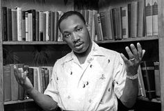 MARTIN LUTHER KING JR.  The realest Martin Luther King photo in existence.