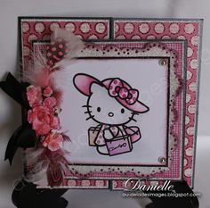 Bonne fête genre  Hello Kitty / Happy Birthday Hello Kitty Style http://au-deladesimages.blogspot.ca/2013/05/bonne-fete-genre-hello-kitty-happy.html