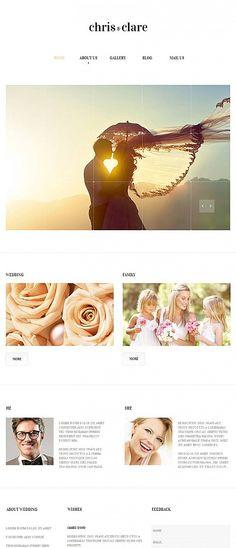 Facebook HTML CMS Theme #47058