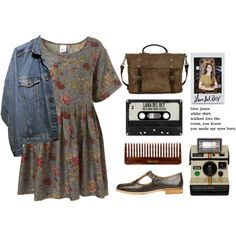Lana Del Rey by jocelynj17 on Polyvore featuring polyvore, fashion, style, Topshop, Ally Capellino and clothing