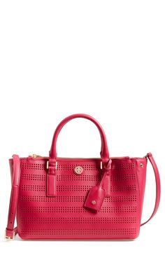 The sweetest tote for that pop of color | Tory Burch