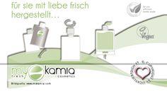 My kamia - die Creme nach meinen Wünschen - http://www.vickyliebtdich.at/my-kamia-die-creme-nach-meinen-wunschen/