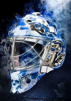 Leafs mask