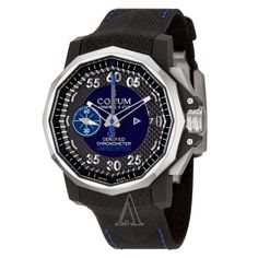 """Men's Admiral's Cup Seafender 44 Chrono Centro """"Bol d'Or Mirabaud 2012"""" Edition Watch, Limited to 30 Pieces"""