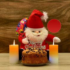 Send Chocochip Plum Cake With Small Santa Teddy and Candles Online with same day delivery in Ahmedabad from SendGifts Ahmedabad. Order Chocochip Plum Cake With Small Santa Teddy and Candles online and express your best feeling to your Special Person. Very Merry Christmas, Christmas Gifts, Candles Online, Plum Cake, Gift Hampers, Ahmedabad, Birthday Candles, Almond, Celebration