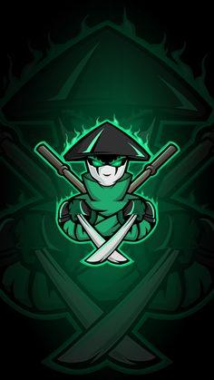 Design Discover Samurai Spectre Mascot Style Logo by FittDesign Logo Desing, Team Logo Design, Mascot Design, Creative Logo, Logo D'art, Logo Free, Samurai Drawing, Esports Logo, Retro Logos