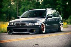BMW Serie 3 E-46 Touring