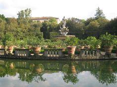 boboli gardens | .