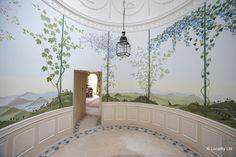 Corridor, Textured wall LOC 659