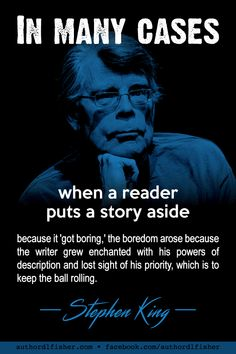 Stephen King's books have sold over 350 million copies, in a writing career spanning more than 50 years. #StephenKing #WritingInspiration #how_to_write #writingtip #horror