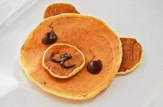Bear Pancakes - this would make my day