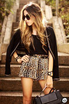 28 Fashionable Combinations With Shorts Beautiful. Stylish. Original.