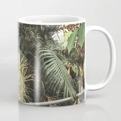 Tropical Botanic Garden Coffee Mug