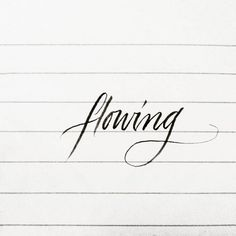 Imagine this is a witty and inspired caption. Brush Pen Calligraphy, Calligraphy Practice, Brush Script, Brush Lettering, Modern Calligraphy, Brush Type, Letter Art, Inktober, Captions