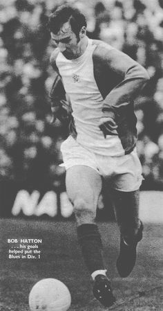 Trevor Francis, Birmingham City Centre, World History, Golden Age, Blues, Bob, Football, Soccer, Futbol