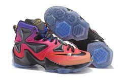 "sale retailer 98c1a 6fc1c Nike LeBron 13 ""Doernbecher"" 838989-805 For Sale"