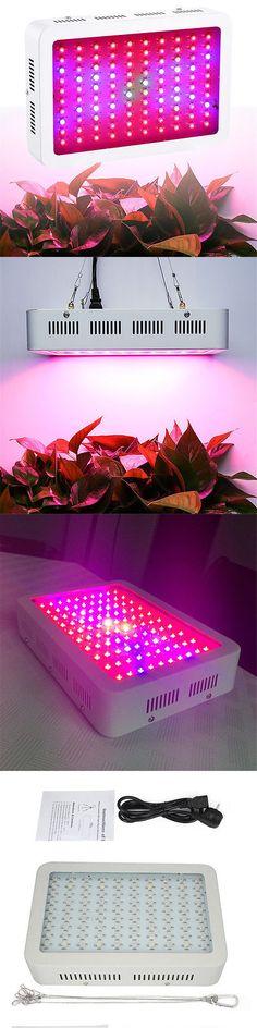 LED Grow Light Full Spectrum 2 Chips Lamp for Indoor Hydro Plant Veg Bloom for sale online Grow Light Bulbs, Led Grow Lights, Spectrum, Bloom, Chips, Indoor, Plants, Ebay, Interior