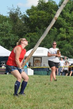 Athletic Games at the 41st Annual VA Scottish Games and Festival 2014