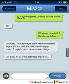 Funny Sms, Funny Text Messages, Wtf Funny, Funny Texts, True Stories, Haha, Language, Humor, Memes